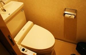 プラトーお部屋ショット トイレ