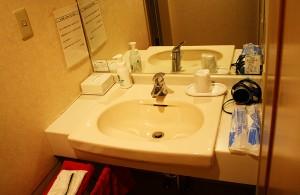 プラトーお部屋ショット 洗面台