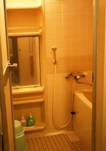 プラトーお部屋ショット バスルーム