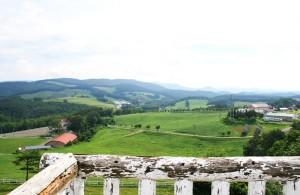 くずまき高原牧場 風景 1