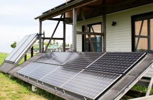 ゼロエネルギー住宅 ソーラーパネル
