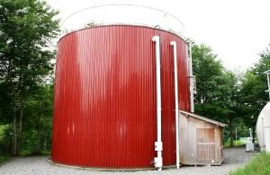 バイオガスプラント メタンガス発酵槽
