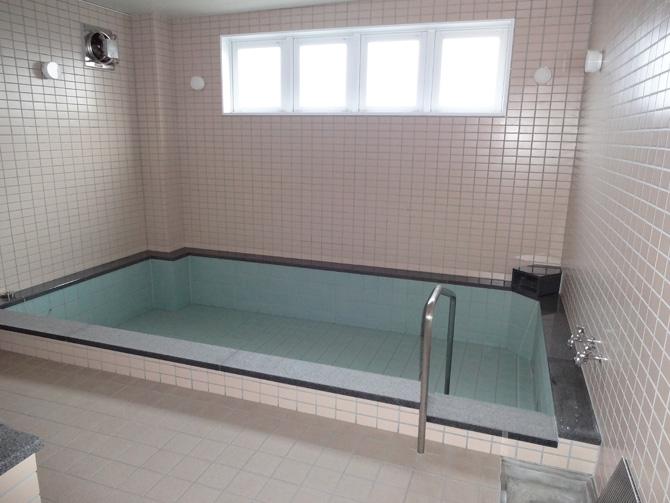 プラトー大浴場 楽酪の湯